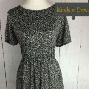 Piphany/Honey & Lace- Windsor Dress-L